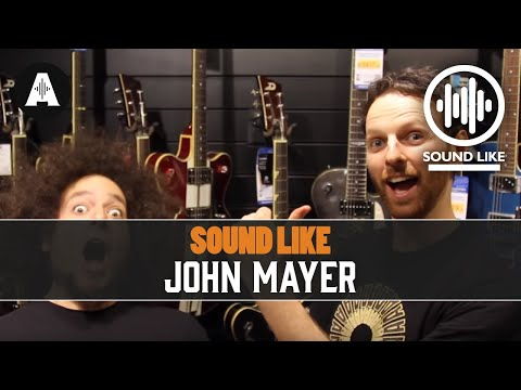 Sound Like John Mayer - By Busting The Bank (видео)