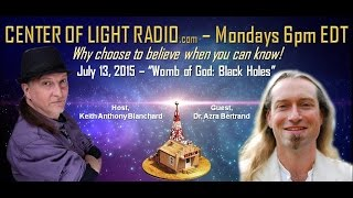 """Womb of God: Black Holes, Dark Matter & the Quantum Birth Field"""