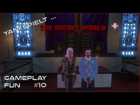 Yani spielt…The Secret World 10 – Die Raben/Kingsmouth Code [Gameplay German Deutsch]