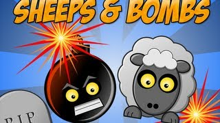 Sheeps & Bombs YouTube video