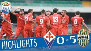 Video Verona - Fiorentina - 0-5 - Highlights - Giornata 3 - Serie A TIM 2017/18 MP3, 3GP, MP4, WEBM, AVI, FLV Juni 2018