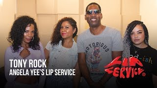 Video Angela Yee's Lip Service Feat. Tony Rock MP3, 3GP, MP4, WEBM, AVI, FLV Agustus 2018