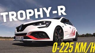 Renault Megane R.S. Trophy R : acceleration by Motorsport Magazine