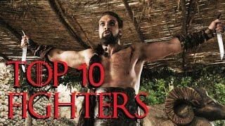 Video Top 10 Fighters in Game of Thrones (Season 6) MP3, 3GP, MP4, WEBM, AVI, FLV Juli 2018