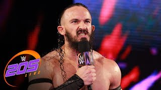 Nonton Wwe Cruiserweight Champion Neville Confronts Titus O Neil  Wwe 205 Live  July 4  2017 Film Subtitle Indonesia Streaming Movie Download