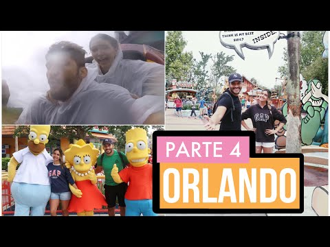ORLANDO: Parques da Universal! Filmamos dentro de alguns brinquedos!!!
