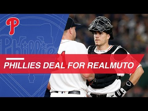 Video: J.T. Realmuto is possible trade candidate this offseason
