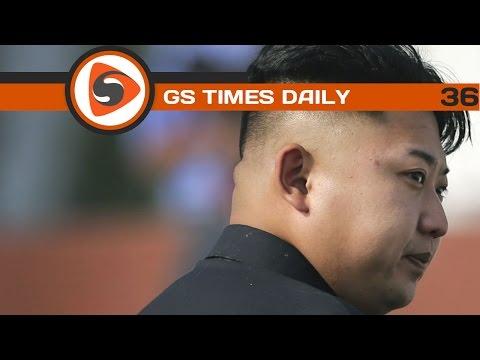 GS Times [DAILY]. Северная Корея запугивает Голливуд