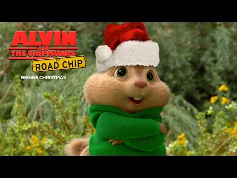 Alvin and the Chipmunks: The Road Chip (TV Spot 'Twas the Night?')