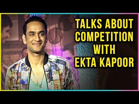 Vikas Gupta Talks About COMPETITION With Ekta Kapo