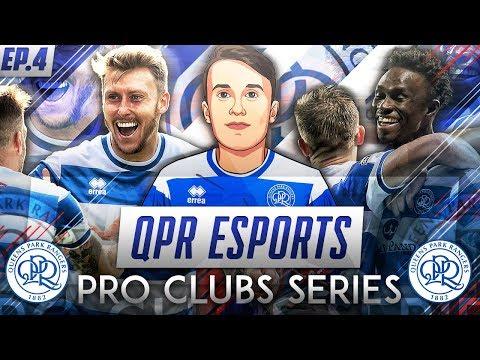 FIFA 18 Pro Clubs | QPR Esports Series | #4 | 7 Goal Thriller!
