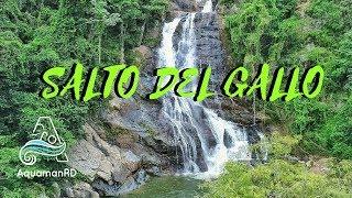 Salto Del Gallo, Corocito, Sajoma | El Salto mejor guardado de San José de Las Matas – AquamanRD