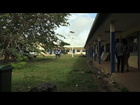Gabon Students Angry At Sex-for-grades Pressure