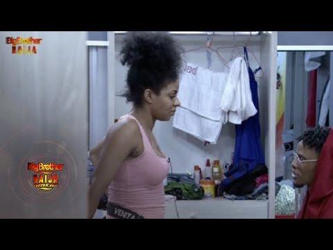 Day 57: Venita and Elozonam: Newbie Alliance | Pepper Dem: Big Brother | Africa Magic