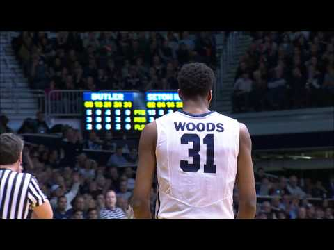 Butler Men's Basketball Highlights vs. Seton Hall