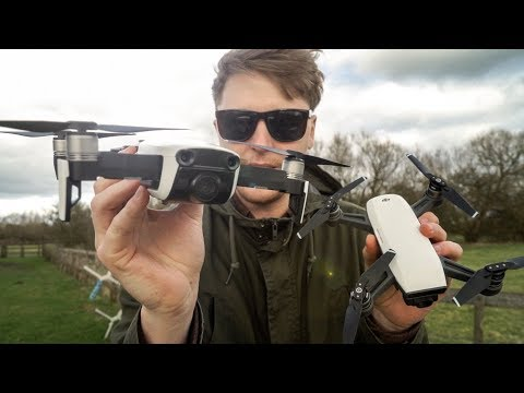 Selling your DJI SPARK for the MAVIC AIR???