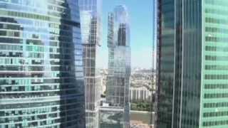 Стеклянные фасады в Москва Сити