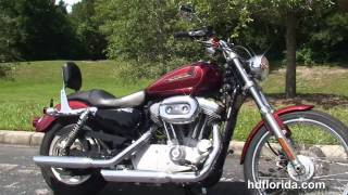 4. Used 2009 Harley Davidson Iron 883 Motorcycles for sale