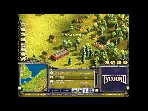 Railroad Tycoon II Dreamcast