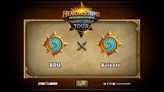 Rdu vs Kolento, game 1