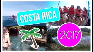 Hey guys! This past week I had the opportunity to go to Costa Rica with my school and today I showed you guys some of my...