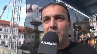 Video Klatovské muzicírování - Weget Rock