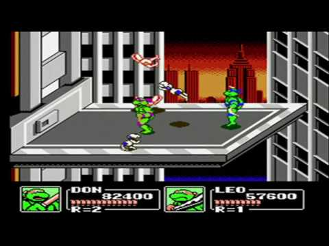 preview-Teenage Mutant Ninja Turtles 3: The Manhattan Project Review Part 3 (Kwings)