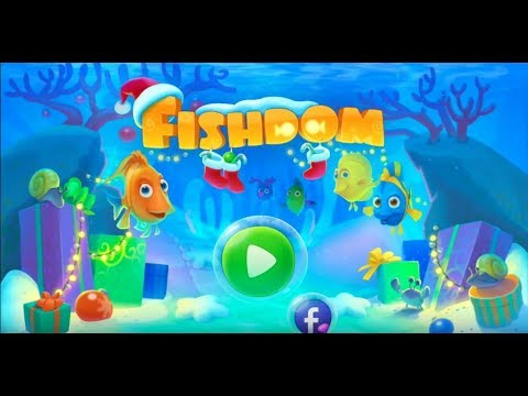 《夢想水族箱 Fishdom》手機遊戲玩法與攻略教學!