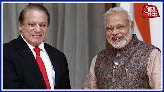 PM Narendra Modi And Nawaz Sharif Meet After 17 Months