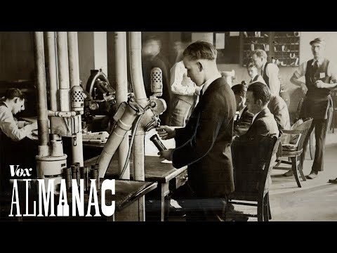 The pneumatic tube s strange 150year journey