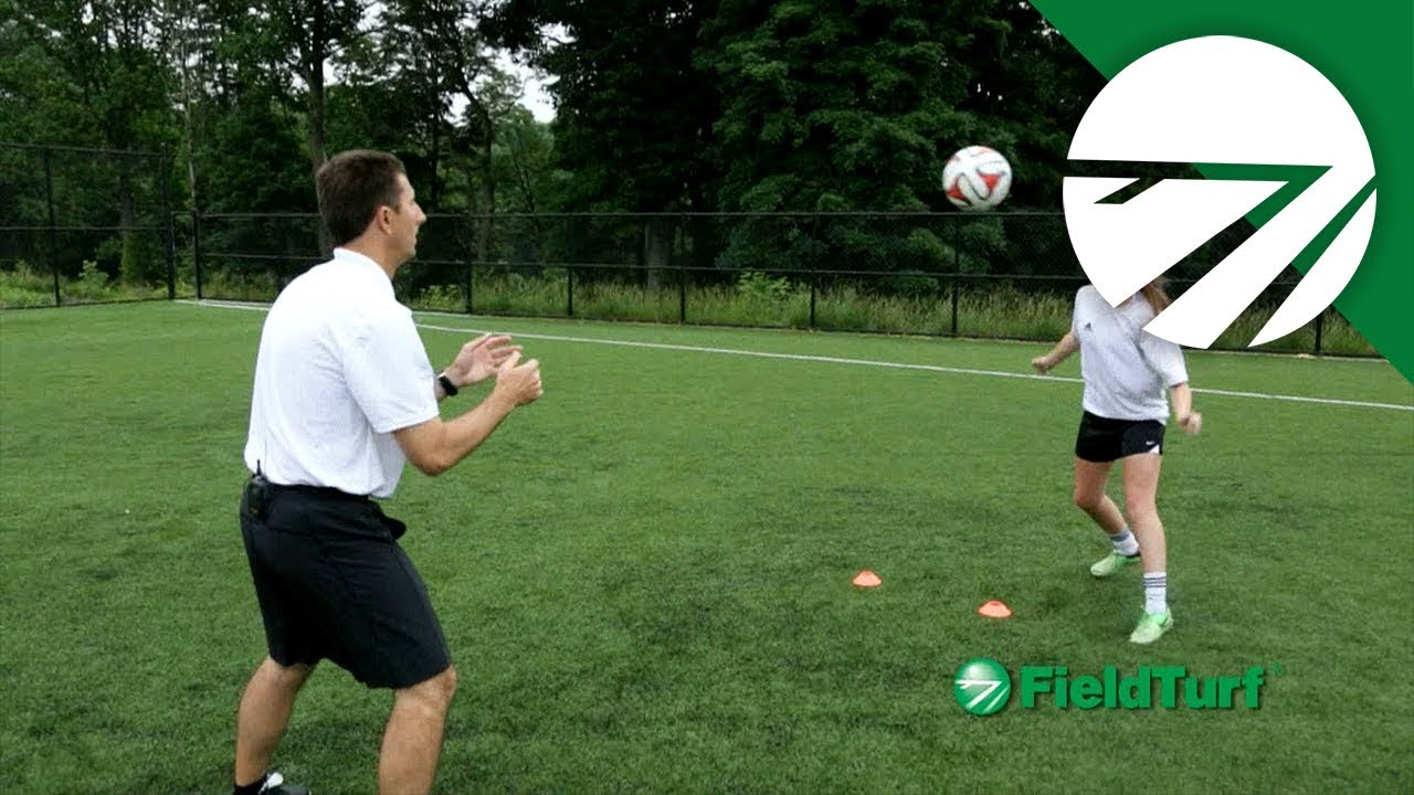 Master the Soccer Header with Mike Sorber