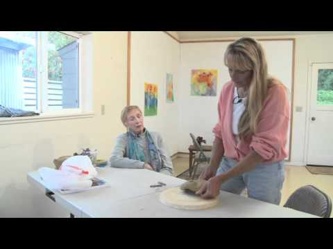 Expressive Arts Therapy Video with Natalie Rogers Video
