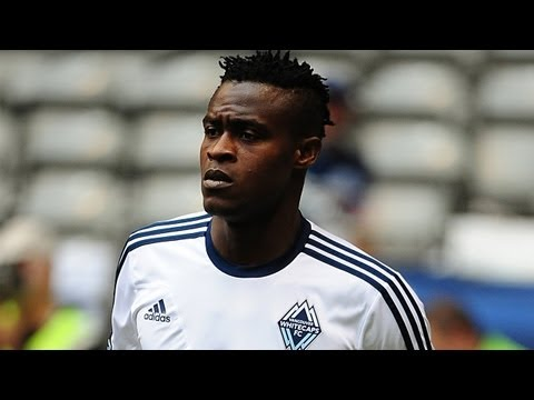GOAL: Gershon Koffie curbs the ball in | Vancouver Whitecaps vs Portland Timbers_Soccer, MLS, Major League Soccer best videos. Sport of USA, MLS