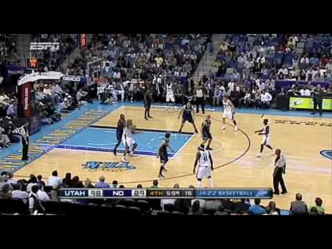 Wesley Matthews scores 20 points against the Hornets