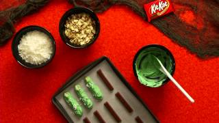 KIT KAT <sup>&reg;</sup> Witch's Fingers
