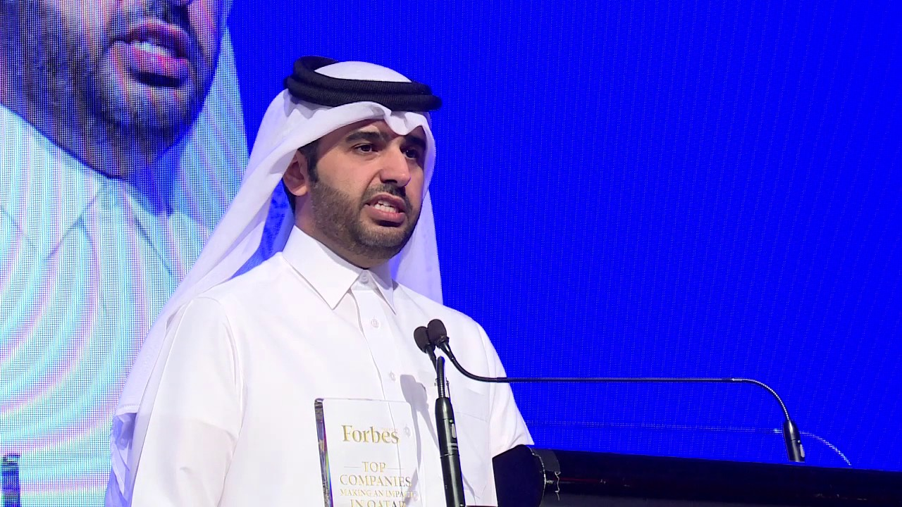 Opening address and speeches - Forbes Middle East: Celebrating Qatar's Success 2017
