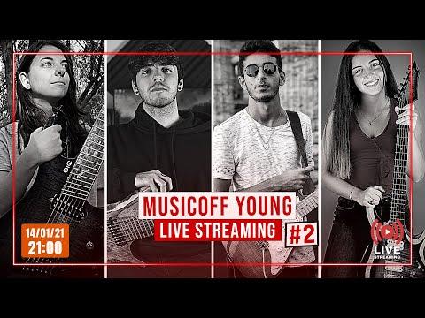 Federica Golisano su Musicoff Young!