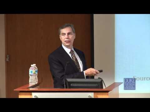 Duke MBA Allgemeine Pflege Konferenz: Eröffnung Grundsatzrede Adresse