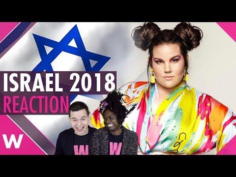Israel   Eurovision 2018 reaction   Netta Barzilai