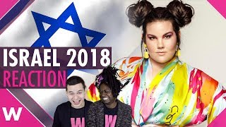 "Video Israel | Eurovision 2018 reaction | Netta Barzilai ""Toy"" MP3, 3GP, MP4, WEBM, AVI, FLV Desember 2018"