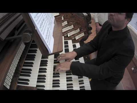 Concerto de Órgão por João Santos: 100 Anos de Música Francesa