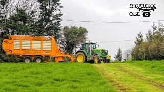 Lloyd Forbes out with his brand new belair zero grazer being pulled by his John Deere 6150m.This was the machines maiden voyage.For inquiries about the machine itself contract : dmcpalntandagri@gmail.com Filmed near Cork Airport on the 17/03/2017Thanks to all involved Facebook page: https://www.facebook.com/agrivideoscork