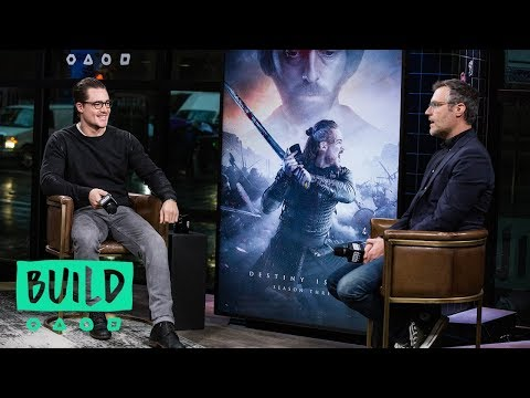 "Alexander Dreymon Discusses Season 3 Of ""The Last Kingdom"""