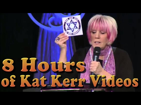 8 Hours Of Kat Kerr Describing Heaven, From Her Many Trips (Comp#2)