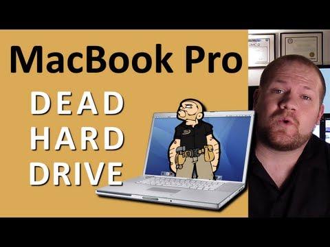 , title : 'Dead MacBook Pro Hard Drive'