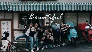 "Download Lagu [3D AUDIO] WANNA ONE (워너원) ""Beautiful"" Mp3"