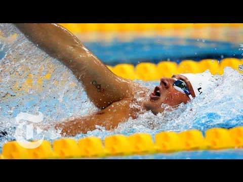 A new way to swim freestyle?
