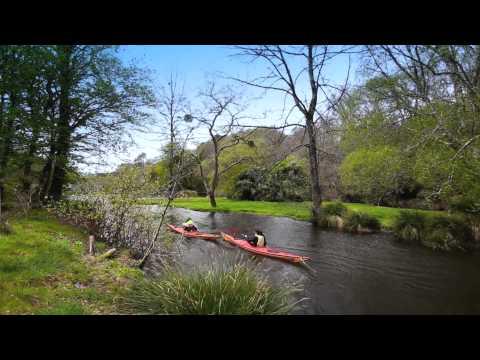 comment remonter dans un kayak