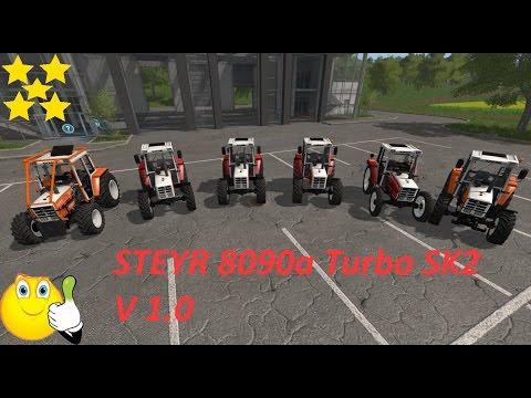 STEYR 8090a Turbo SK2 v2