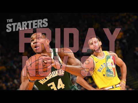 Video: NBA Daily Show: Nov. 9 - The Starters